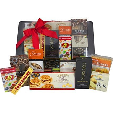 Gourmet Platter: Gift Delivery Perth