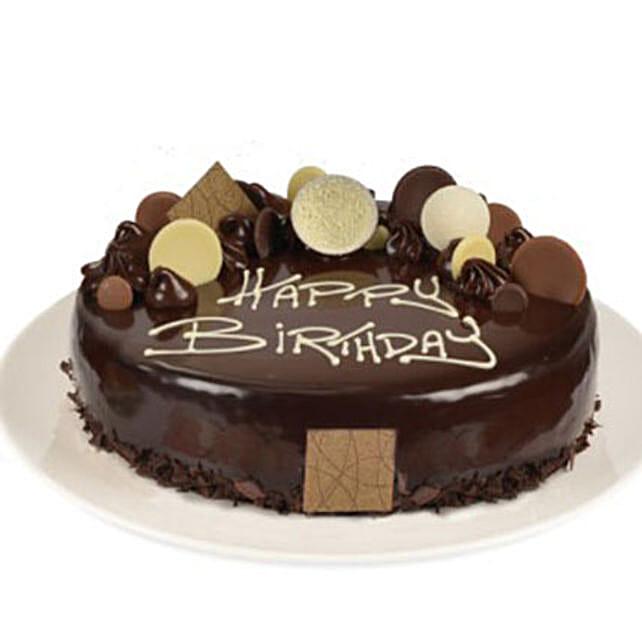 Premium Chocolate Mud Cake Send Cakes To Australia