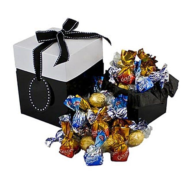 CHOC FUSION: Send Bhai Dooj Gifts to Australia