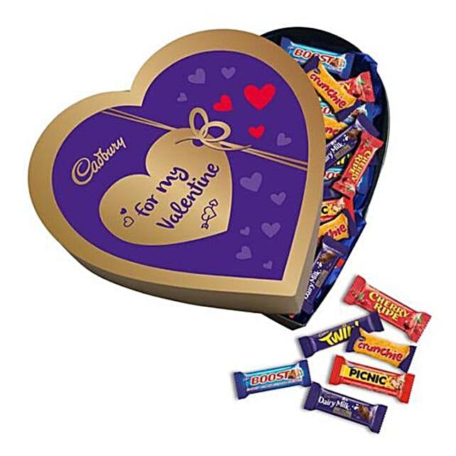 Heart Shaped Cadbury Box: Best Chocolate Shop in Australia