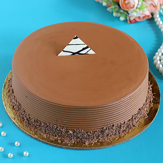 Choco Fudge Cake Half Kg: Business Gifts Canada