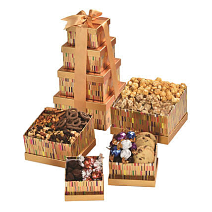 Temptation Tower: Gift Baskets to Canada