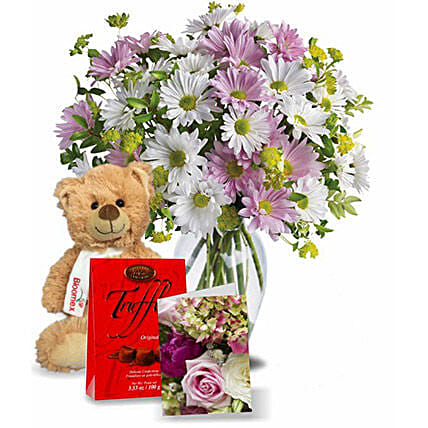 Flowers With Chocolate N Teddy: Send Chocolate to Canada