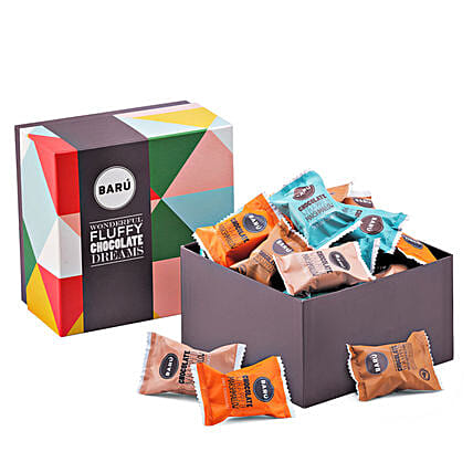 Baru Sweet Chocolate Marshmallow Gift Box: Friendship Day Presents to Germany