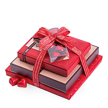 Corne Port Royal Chocolate Boxes: Gift Baskets to Germany