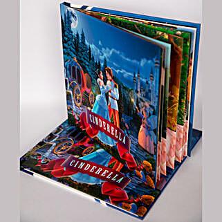 online personalised cinderella eBooks