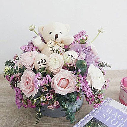 Sweet And Smile: Deliver Flowers in Indonesia