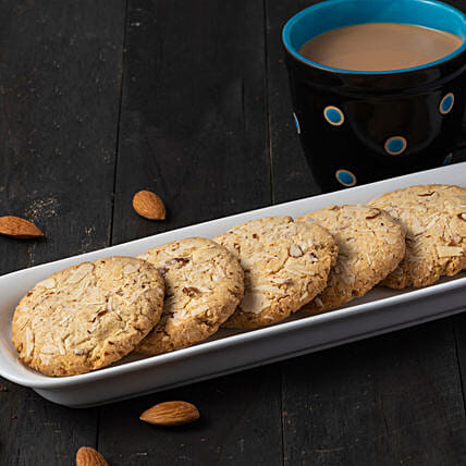 Almond Cookies Box: Cookies