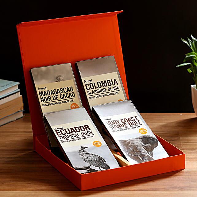 Amul Chocolate Gift Box: Send Eid Gifts
