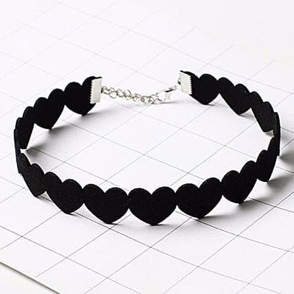 Black Heart Choker: