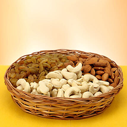 Bounty of Nuts: Gifts for Onam
