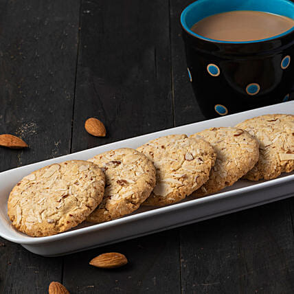 Box Of Almond Cookies: Cookies