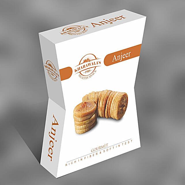 Box of Anjeer- 250 gms: Dry Fruits Gift Packs