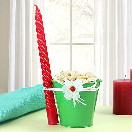 Bucket Of Crunchiness: Candles