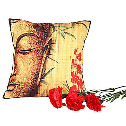 Buddha N Roses: Artificial Flowers
