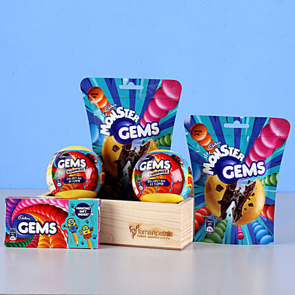 Cadbury Gems Overload: Thinking Of You