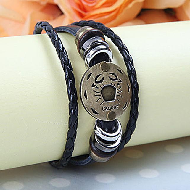 Cancer Unisex Bracelet: Send Jewellery Gifts