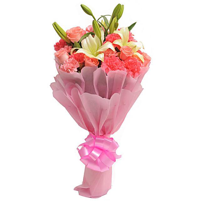Carnations N Lilies: Carnations