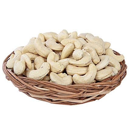 Cashews Basket: Gift Baskets to Noida