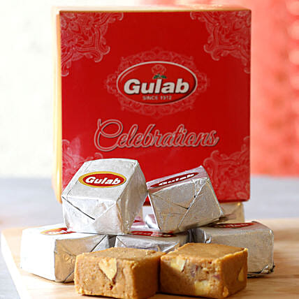 Chana Burfi Box: Eid Gifts