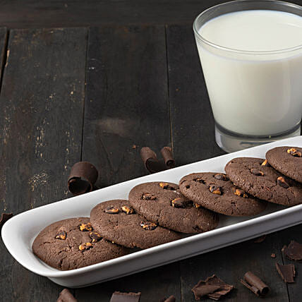 Choco Chip Cookies Box: Send Gourmet Gifts