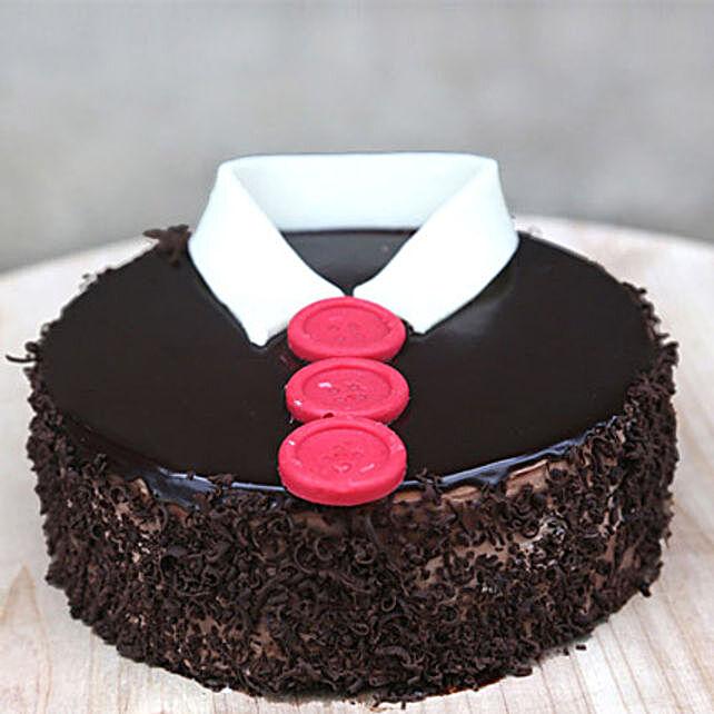 Chocoholic Cake: Chocolate Cake