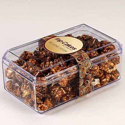 Chocolate Popcorn Box: Gift Ideas