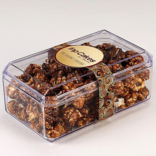Chocolate Popcorn Box: Gift Ideas