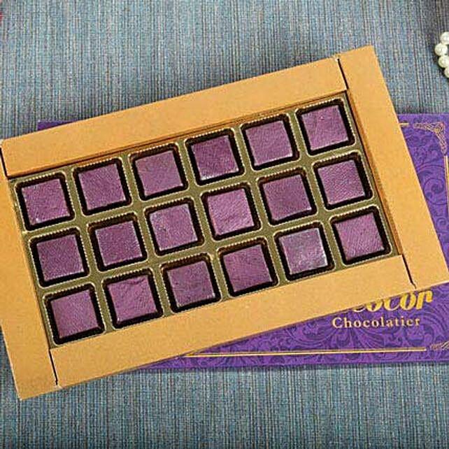 Chocolaty Box of Happiness: Handmade Chocolates