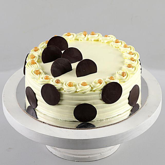Creamy Butterscotch Delicious Cake: Cakes