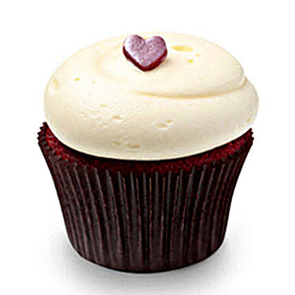 Cute Red Velvet Cupcakes: Send Cup Cakes