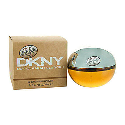 Dkny Be Delicious EDT Spray: Premium Gifts