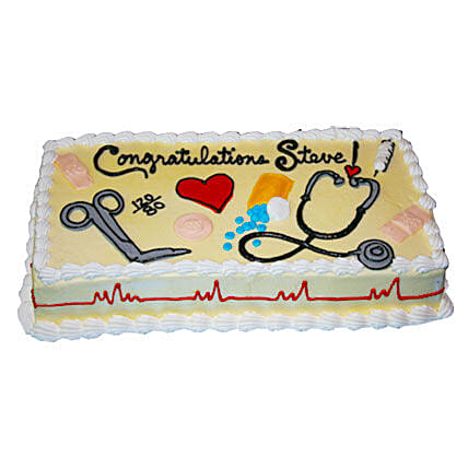 Doctors magical tools Cake: Designer Cakes