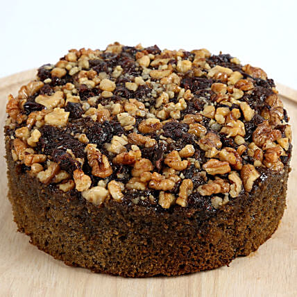 Dry Cake With Dates & Walnuts: Cake Delivery