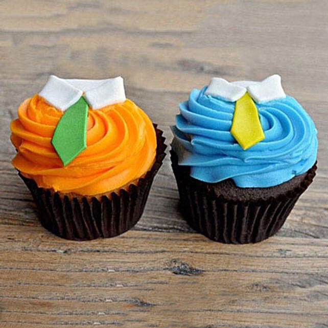 Dual Cupcake: Send Cup Cakes