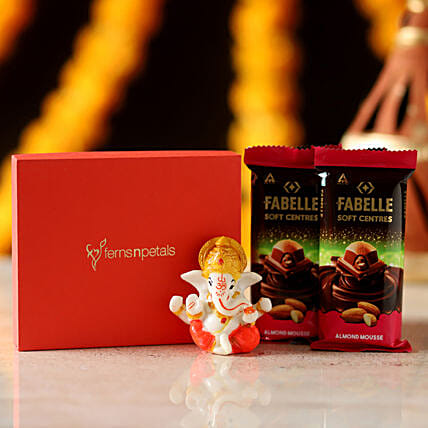 Fabelle Almond Mousse & Lord Ganesha: Chocolate Combos