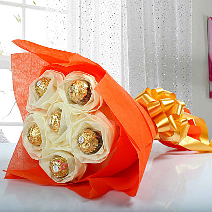 Ferrero Rocher Bouquet: Chocolate Bouquet