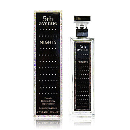 Fifth Avenue Night For Women: Perfumes for Valentines Day
