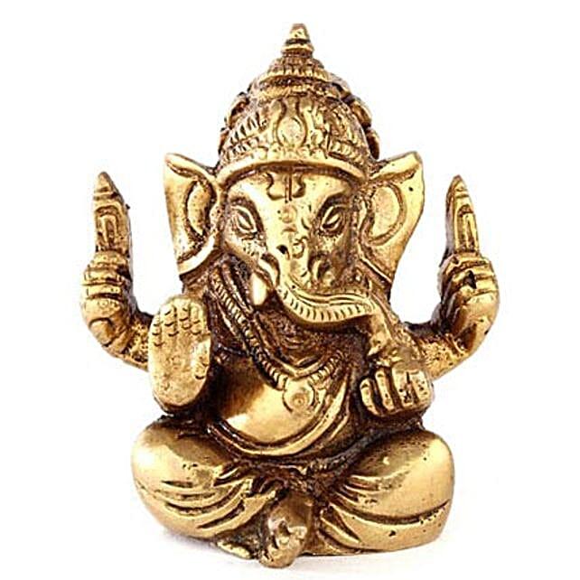 Ganesha Statue: Spiritual Gifts