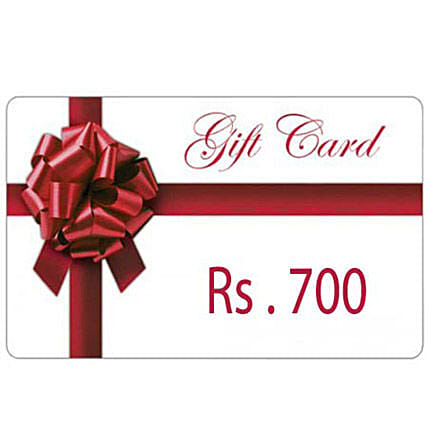 Gift Card 700: Send Gift Cards