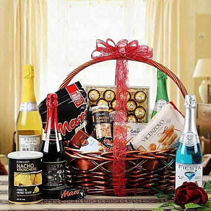 Glee of Exotic Gourmet: Send Gift Baskets