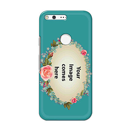 Google Pixel Customised Floral Mobile Case: