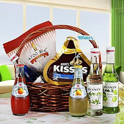 Gourmet of Love: Send Gift Hampers