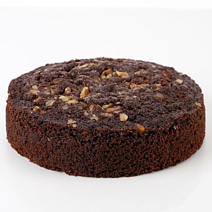 Healthy Gluten Free Walnut Dry Cake- 500 gms: Childrens Day Cakes