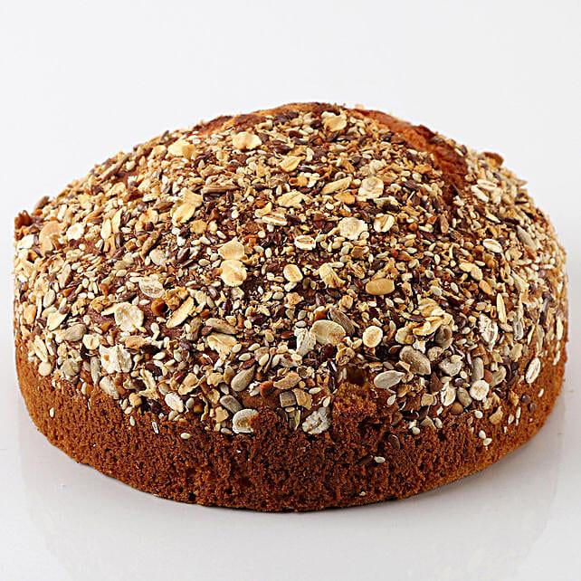 Healthy Multigrain Fiber Dry Cake- 500 gms: Birthday Cakes