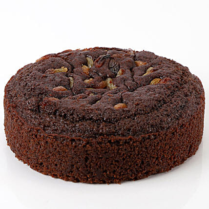 Healthy Sugar-Free Chocolate Dry Cake- 500 gms: Birthday Cakes