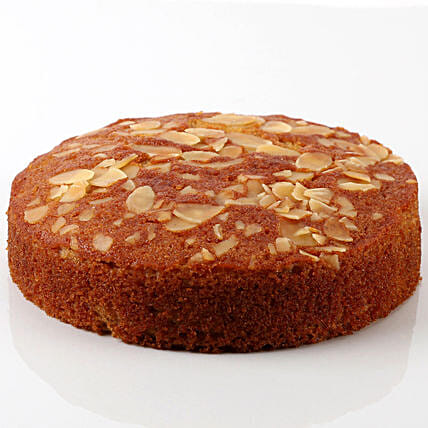 Healthy Sugar-Free Vanilla Dry Cake- 500 gms: Cake Delivery