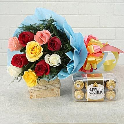 Heartfelt Wishes: Premium Roses