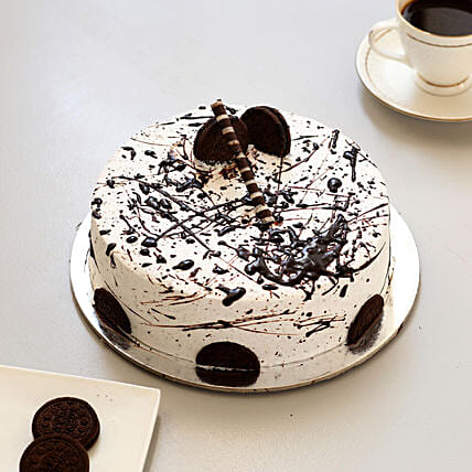 Heavenly Oreo Cookie Cake: Cakes Delivery India