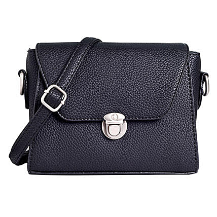 Lino Perros Lovely Black Sling Bag: Accessories